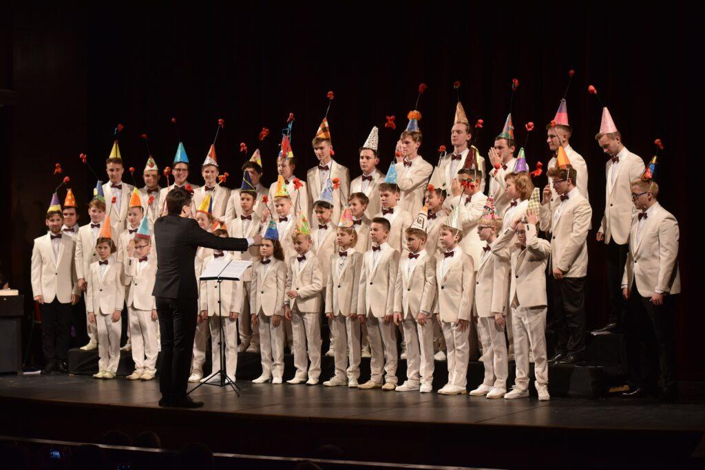 Руски хор Капела дечака и младића -
