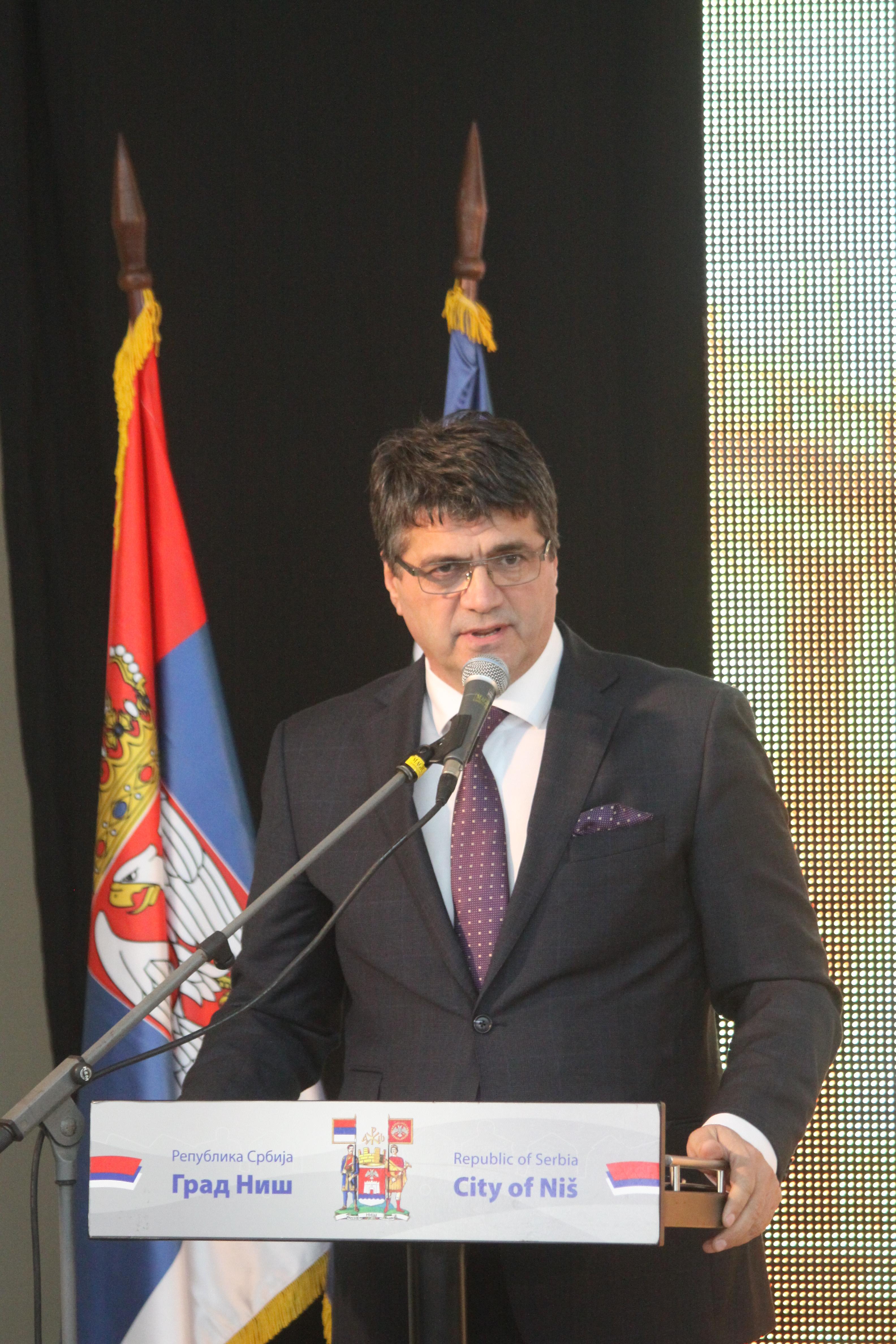 Mayor Darko Bulatovic