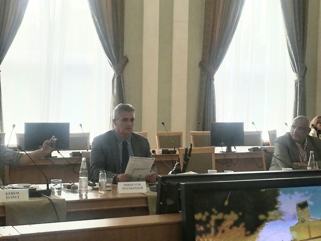 Forum starih gradova, Miroljub Stankovic1