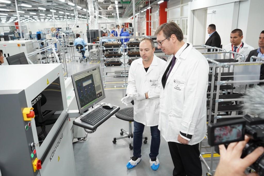 IMI otvaranje fabrike_Proizvodni pogon