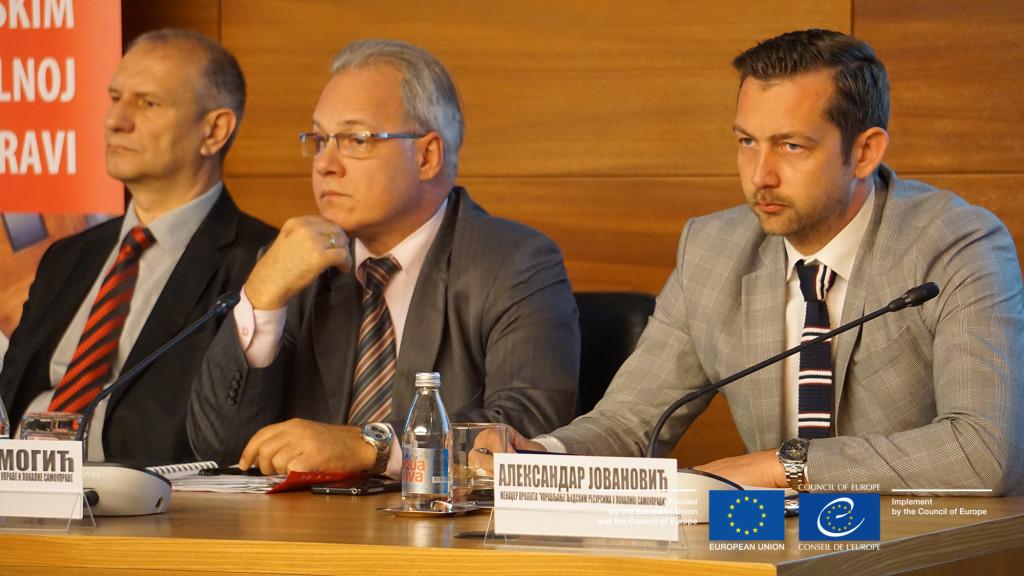 SavetEvrope_Aleksandar Jovanovic i Sasa Mogic_Ministarstvo DULS_Unapredjenje ljudskih resursa u LS